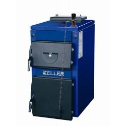 Festbrennstoffkessel für Holz & Kohle KELLER KW 25 kW
