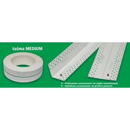 Taśma GK MEDIUM (SMH) 20 m, gr. 0,6 mm