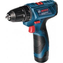 BOSCH Cordless drill Li 2x1.5 Ah 12V