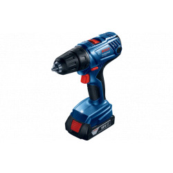 Cordless drill Li 2x1.5 Ah 18 V
