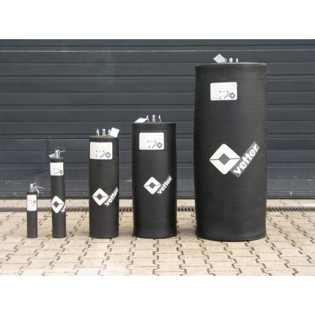Korek uszczelniający 60 do 120cm typ RDK 60/120 1,5 bar