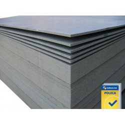 Cement-Bonded Chipboard 16mm  0,6m x 1,25 m