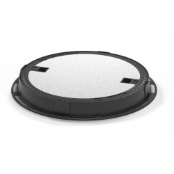 Manhole cover BO 600 bet H80 Hydrotop