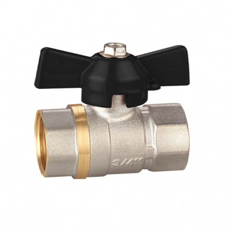 Water Ball Valves (butterfly handle)